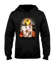 Shiba Inu Halloween - 2508 - A28 Hooded Sweatshirt thumbnail