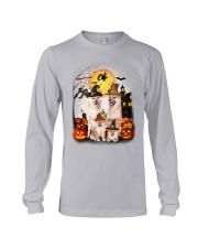 Shiba Inu Halloween - 2508 - A28 Long Sleeve Tee thumbnail