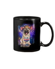 Pug Independence 0606 Mug tile