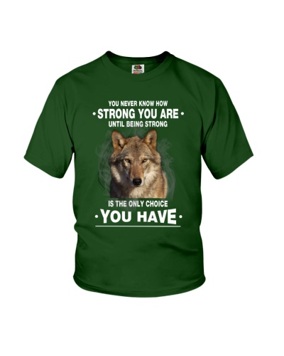Wolf Strong 2405