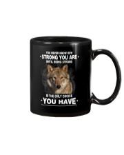 Wolf Strong 2405 Mug thumbnail