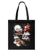 Shih Tzu Reindeers - 0711 - 53 Tote Bag thumbnail