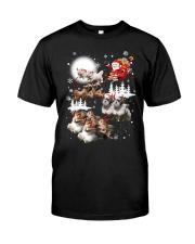 Shih Tzu Reindeers - 0711 - 53 Classic T-Shirt thumbnail