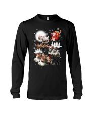 Shih Tzu Reindeers - 0711 - 53 Long Sleeve Tee thumbnail