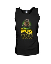 Pug With You 2504 Unisex Tank thumbnail
