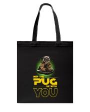 Pug With You 2504 Tote Bag thumbnail