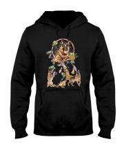 GAEA - German Shepherd Beauty 3003 Hooded Sweatshirt thumbnail