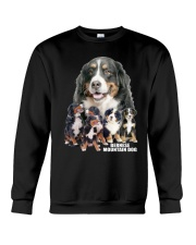 Bernese Mountain Dog Awesome Crewneck Sweatshirt thumbnail