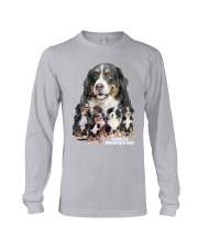 Bernese Mountain Dog Awesome Long Sleeve Tee thumbnail