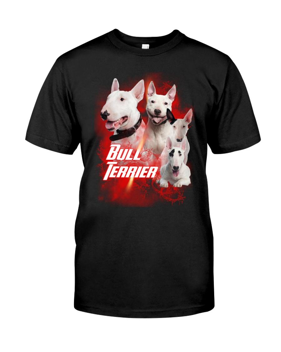 GAEA - Bull Terrier Great 1104 Classic T-Shirt