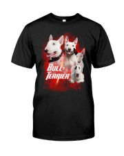 GAEA - Bull Terrier Great 1104 Classic T-Shirt front