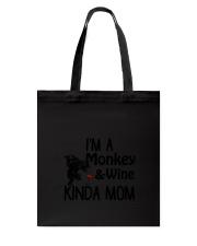 Monkey Kinda Mom 2304 Tote Bag thumbnail