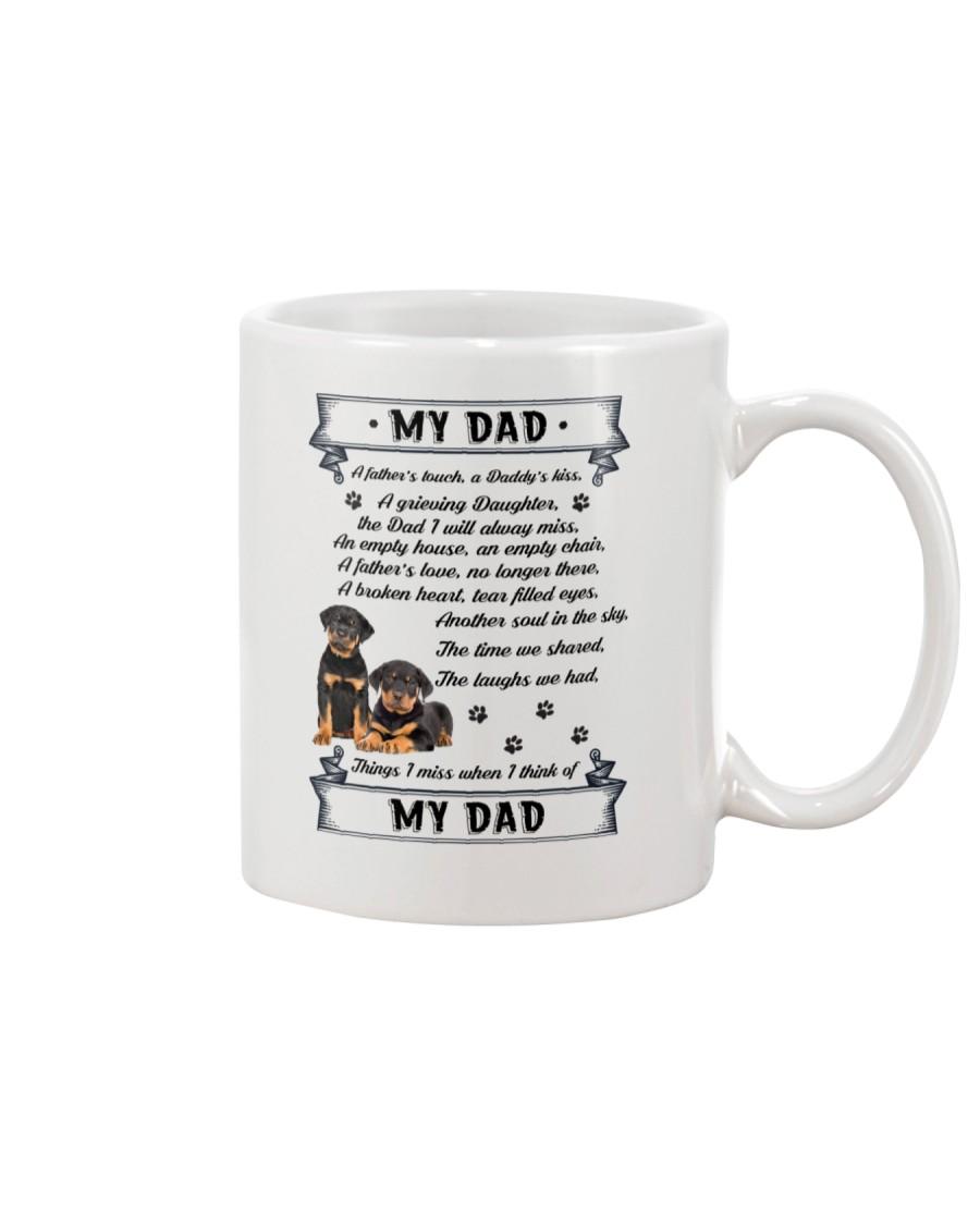 Rottweiler My Dad 0506 Mug