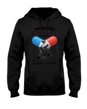 GAEA - Black  Cat Addictive 1804 Hooded Sweatshirt thumbnail