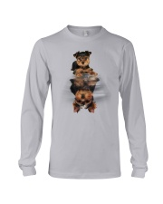 Yorkshire Terrier In Dream Long Sleeve Tee thumbnail