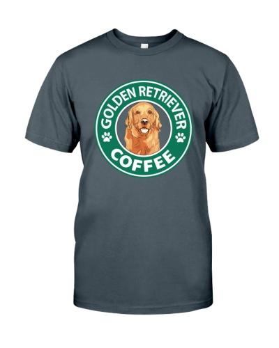 Golden Retriever Coffee