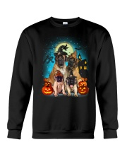 English Mastiff Halloween  Crewneck Sweatshirt front