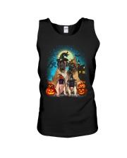 English Mastiff Halloween  Unisex Tank thumbnail