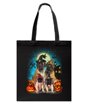 English Mastiff Halloween  Tote Bag thumbnail