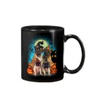 English Mastiff Halloween  Mug thumbnail