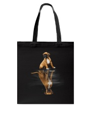 Boxer Dream Tote Bag thumbnail