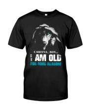 GAEA - Wolf Careful 0904 Classic T-Shirt front