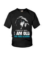 GAEA - Wolf Careful 0904 Youth T-Shirt thumbnail