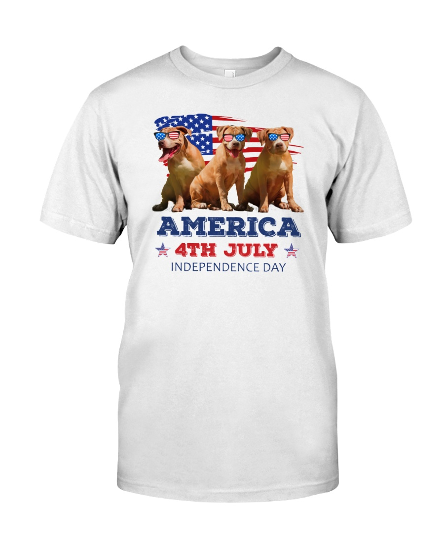 Pitbull 4th7 0706 Classic T-Shirt