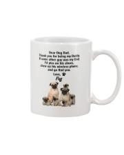 Pug Love Dad 3005 Mug front