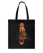 Poodle In Dream Tote Bag thumbnail