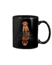 Poodle In Dream Mug thumbnail