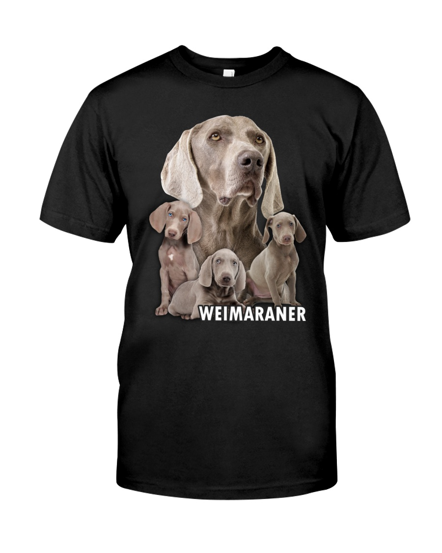 Weimaraner Awesome Classic T-Shirt