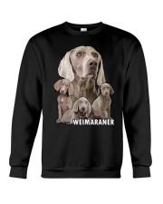 Weimaraner Awesome Crewneck Sweatshirt thumbnail