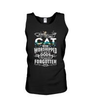 Cat Worshipped 3105 Unisex Tank thumbnail