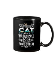 Cat Worshipped 3105 Mug thumbnail