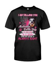 ZEUS - Australian Cattle Dog Baby - 97 Classic T-Shirt thumbnail