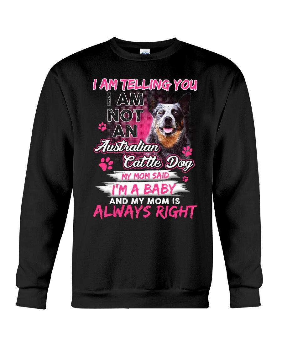ZEUS - Australian Cattle Dog Baby - 97 Crewneck Sweatshirt