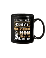 German Shepherd Crazy Mom Mug thumbnail