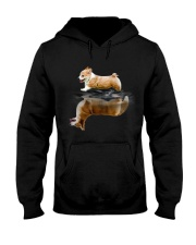 Pembroke Welsh Corgi In Dream Hooded Sweatshirt thumbnail