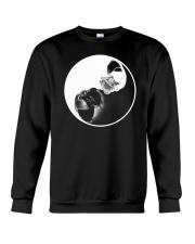 Pug Yinyang Crewneck Sweatshirt thumbnail