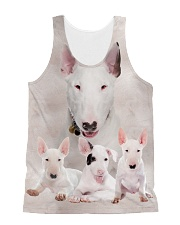Bull Terrier Awesome 2104 All-over Unisex Tank front