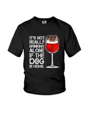 German Shepher Wine 2505 Youth T-Shirt thumbnail