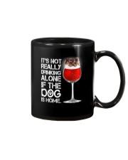 German Shepher Wine 2505 Mug thumbnail