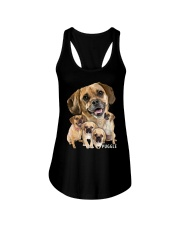 Puggle Awesome Ladies Flowy Tank thumbnail