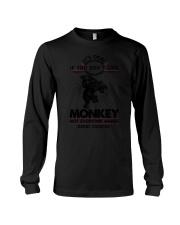 Monkey Good Choices 2504 Long Sleeve Tee thumbnail
