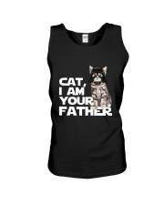 GAEA - Cat Father 2703 Unisex Tank thumbnail