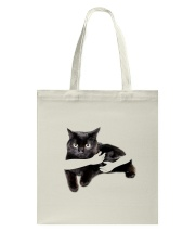 Hold My Cat 0405 Tote Bag thumbnail