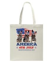 Australian Cattle Dog 4th7 0706 Tote Bag thumbnail