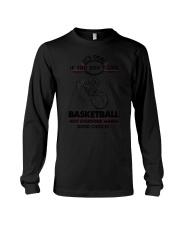 Basketball Good Choices 2504 Long Sleeve Tee thumbnail