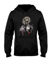 GAEA - Great Dane Running 1403 Hooded Sweatshirt thumbnail